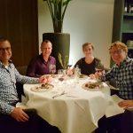 Kerstmis bij Fabuleux met John en Hans