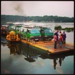 Ferry over de Nijl