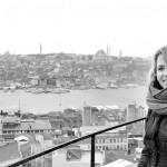 Vanaf de Galata toren